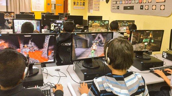 gaming-at-school